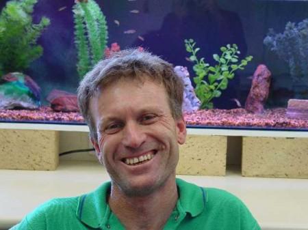 Alan Lymbery  from Murdoch University in Perth Australia.