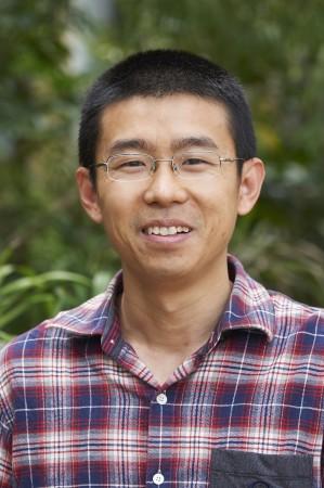 Xuequn (Alex) Wang  from Murdoch University in Perth Australia.