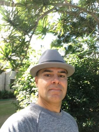 Arjun Subrahmanyan  from Murdoch University in Perth Australia.