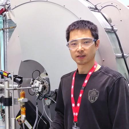 Fang Xia  from Murdoch University in Perth Australia.