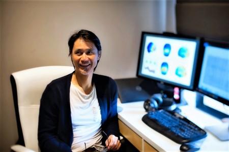Hakuei Fujiyama  from Murdoch University in Perth Australia.
