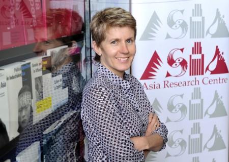 Jane Hutchison  from Murdoch University in Perth Australia.