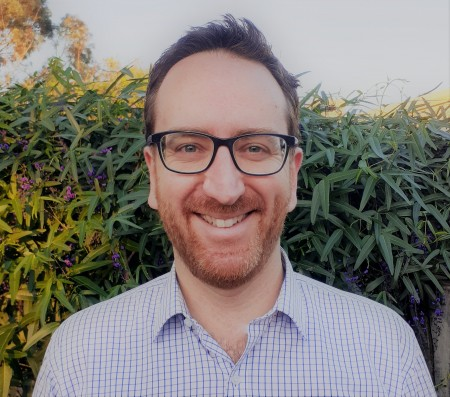 Jason Terpolilli, Senior Lecturer  from Murdoch University in Perth Australia.