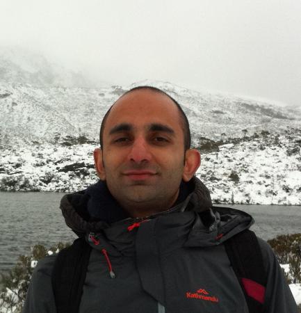 Jatin Kala  from Murdoch University in Perth Australia.