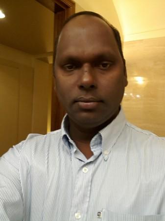 Jayaseelan Marimuthu  from Murdoch University in Perth Australia.