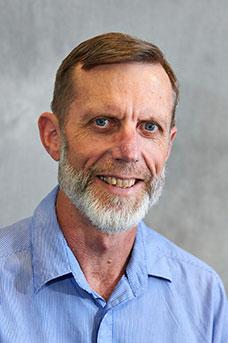 John Davis  from Murdoch University in Perth Australia.