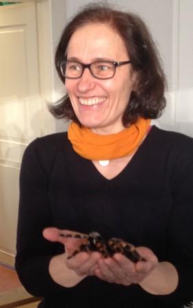 Martina Mosing  from Murdoch University in Perth Australia.