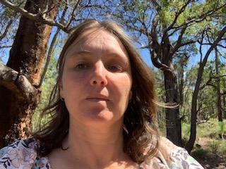 Melissa Thomas  from Murdoch University in Perth Australia.