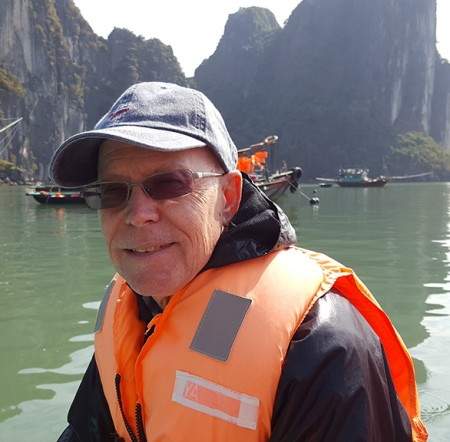 Michael Sturma  from Murdoch University in Perth Australia.