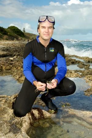 Mike van Keulen  from Murdoch University in Perth Australia.