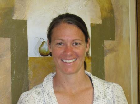 Nicole Arrold  from Murdoch University in Perth Australia.