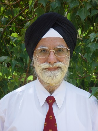 Pritam Singh  from Murdoch University in Perth Australia.