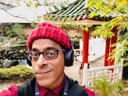 Rahul K. Gairola  from Murdoch University in Perth Australia.