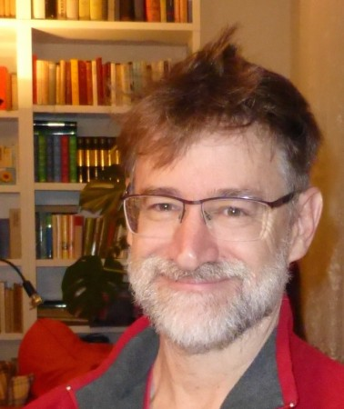 Robert O'Shea  from Murdoch University in Perth Australia.