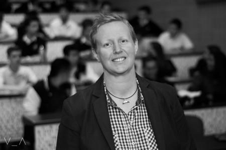 Romy Lawson  from Murdoch University in Perth Australia.