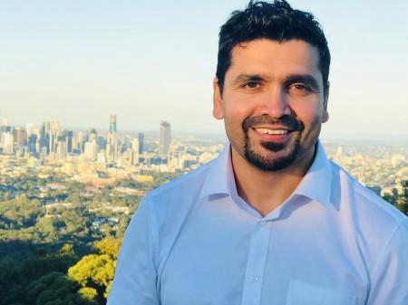 Shafi Sahibzada  from Murdoch University in Perth Australia.