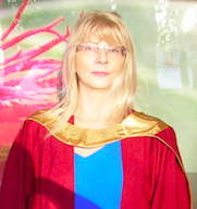 Veronica Gardiner  from Murdoch University in Perth Australia.
