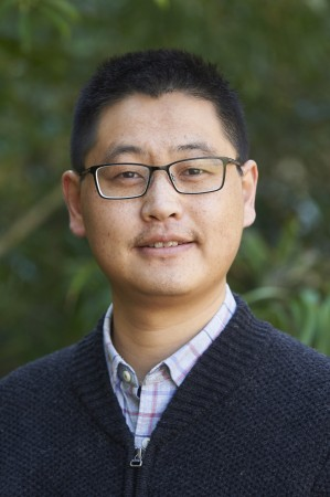 Xiangpeng Gao  from Murdoch University in Perth Australia.